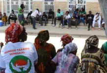 Legislative election in Senegal