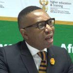 South Africa's Deputy Education Minister Mduduzi Manana