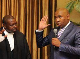 Mduduzi Manana in court