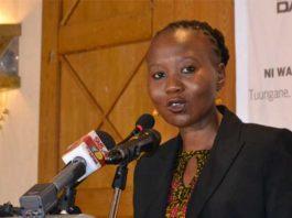 IEBC Commissioner Roselyn Akombe
