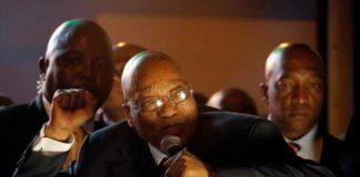 Jacob Zuma survives