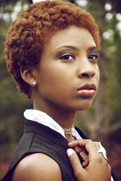 Teeny Weeny Afros