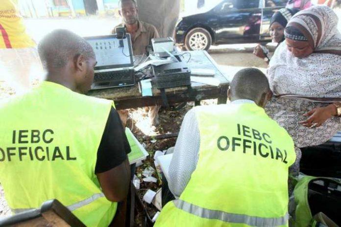 Kenya IEBC Officials