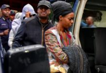 35 years old Diane Shima Rwigara and leading critic of Rwanda's president, Paul Kagame