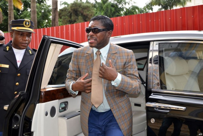 Image result for Son of Africa's longest-serving president seized with $16m in cash and luxury watches while in Brazil