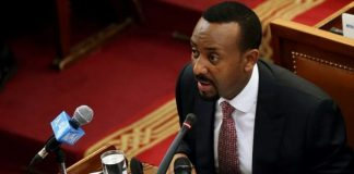 Ethiopia PM say internet is not water in defense of blackouts