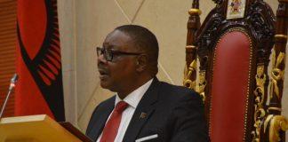 Malawian President Peter Mutharika