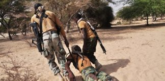 Boko Haram kills 5 soldiers Nigerian soldiers in Borno