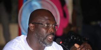 Liberia's Weah invites ICC to advise on war crimes court
