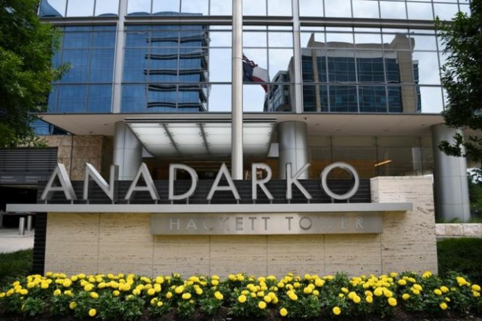 Occidental wants to sell Anadarko's African assets
