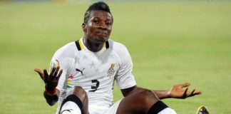 Asamoah Gyan 'general captain' of Ghana Black Stars