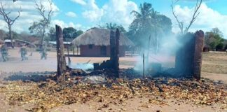 Islamic militants attacking villages in Cabo Delgado, Mozambique