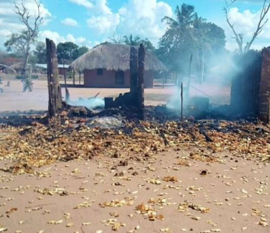 Islamic militants attacking villages in Cabo Delgado, Mozambique