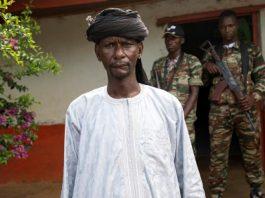 Bi Sidi Souleymane (aka Sidiki), leader of the armed group 3R ((Return, Reclamation, Reconciliation).