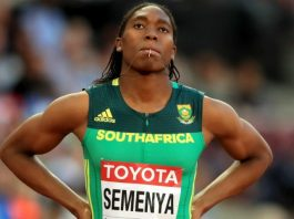 Caster Semenya takes case to Switzerland Supreme Court