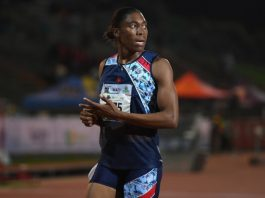 Caster Semenya, South Africa