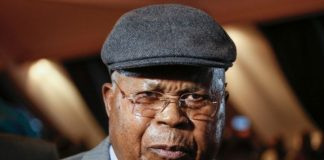 Late Congo opposition leader Etienne Tshisekedi