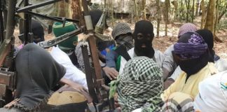Islamists in Congo DR
