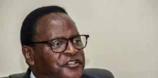 Malawi oppositon politician Lazarus Chakwera