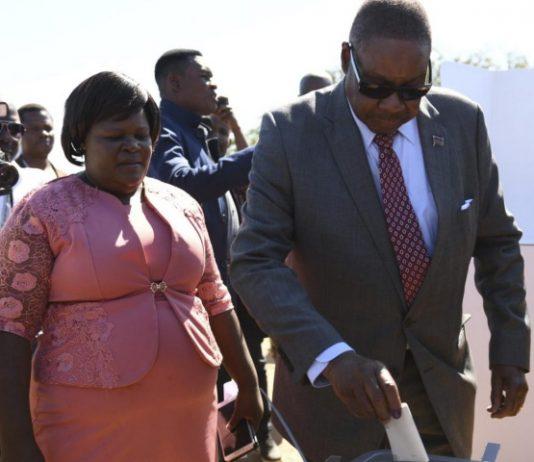 Peter Mutharika, Malawi President
