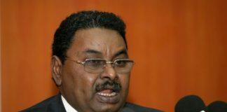 Sudan former spy chief Salah Ghosh