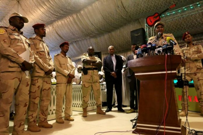 Sudan Transitional Military Council