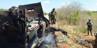US strike in Somalia