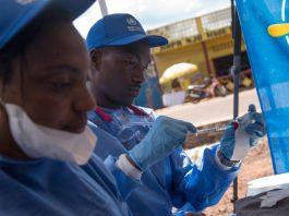 Ebola clinc DFC