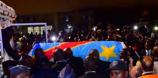 Etienne Tshisekedi's body returns to Congo 2 years after death
