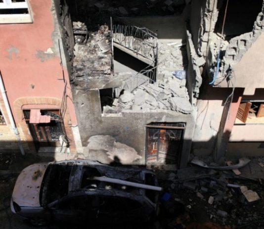 Rocket attack hit Rixos hotel in Tripoli