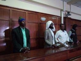 Court in Kenya to rule on 4 suspects in 2015 Garissa University bombing