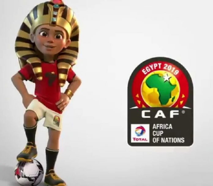 AFCON2019 Mascot
