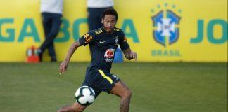 Brazil Super star Neymar