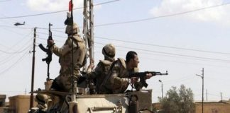 Egypt forces kill 14 militants in raid after Sinai attack