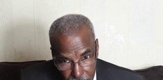 Chad rebel leader General Mahamat Nouri