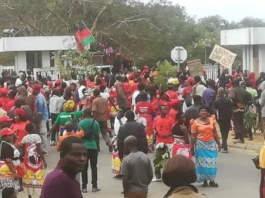 Malawi president warns oppositions over post-poll protests