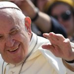 Pope Francis changed the Lord's prayer over frustration on the temptation line
