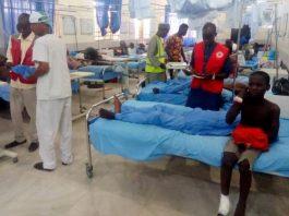 Scores killed in triple suicide attack in Borno, Nigeria