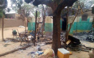 Gunmen kill 41 people in central Mali
