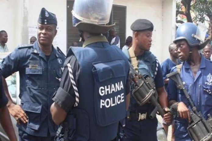 Ghana police rescue kidnapped Canadian girls