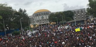 What triggered Liberia #SaveTheState protest