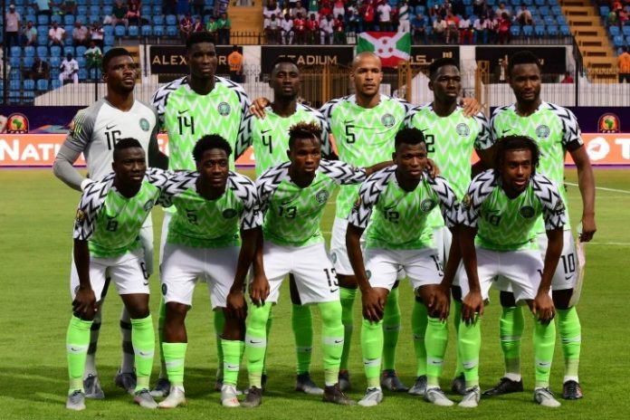 Nigerian Super Eagle players refuse to train over pay row