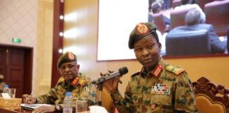 Sudan military say regrets mistakes over protest break up