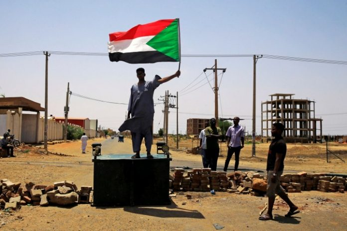 Civil disobedience campaign empties streets of Sudan's capital