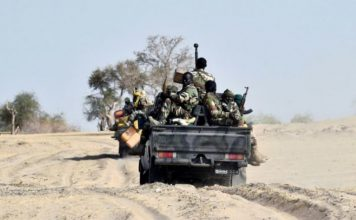 Boko Haram kill an NGO worker, 6 others missing in Borno Nigeria