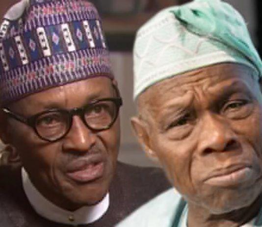 Obasanjo writes Buhari again
