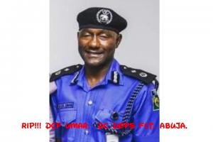 Deputy Commissioner of Police Umar Usman