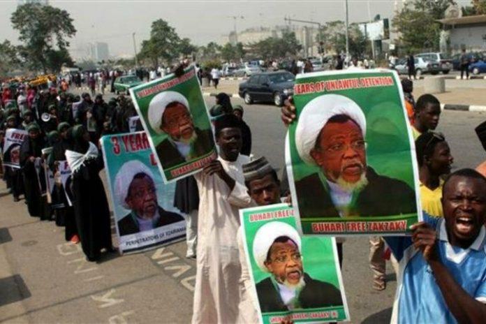 Islamic Movement of Nigeria suspends street protest