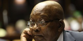 Security tight ahead of Zuma appearance at South Africa corruption inquiry