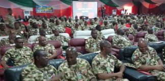 Nigeria army investigating soldiers who 'absconded with cash'